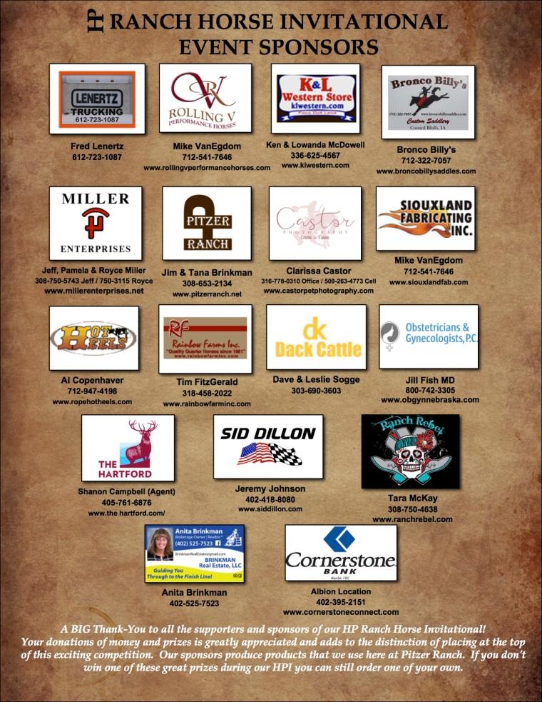 HPI Sponsor Page