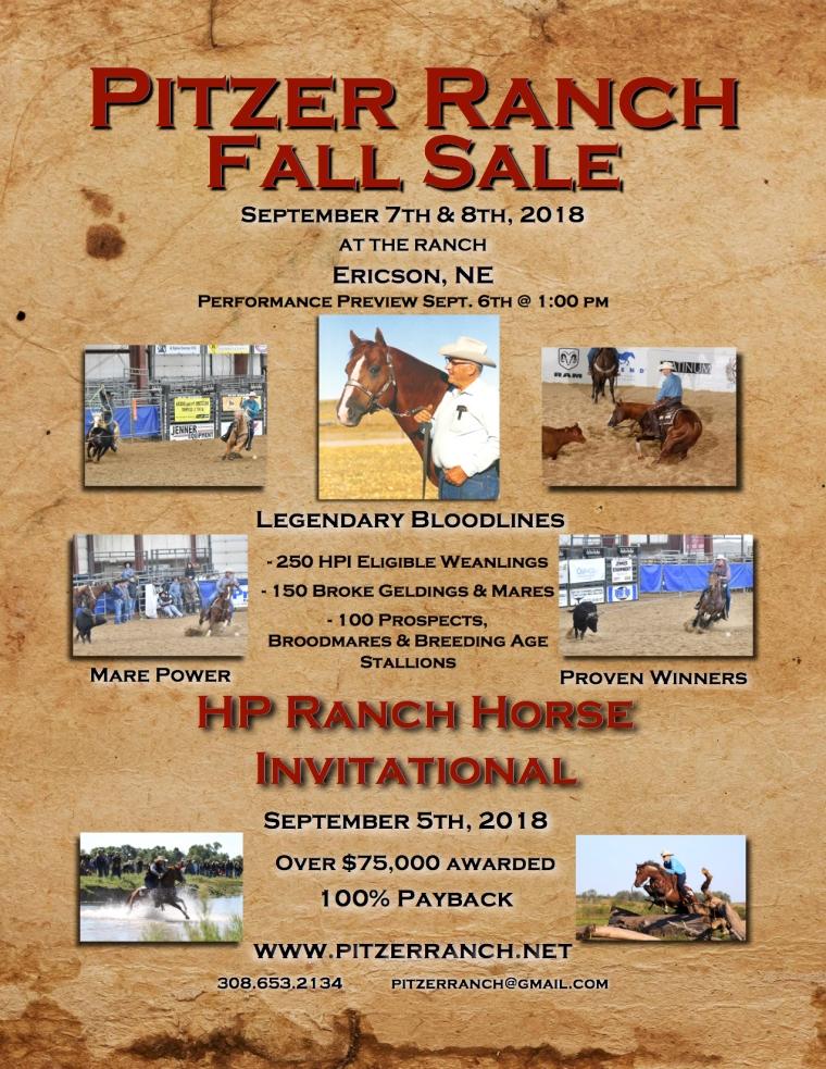 2018 Fall Sale AD